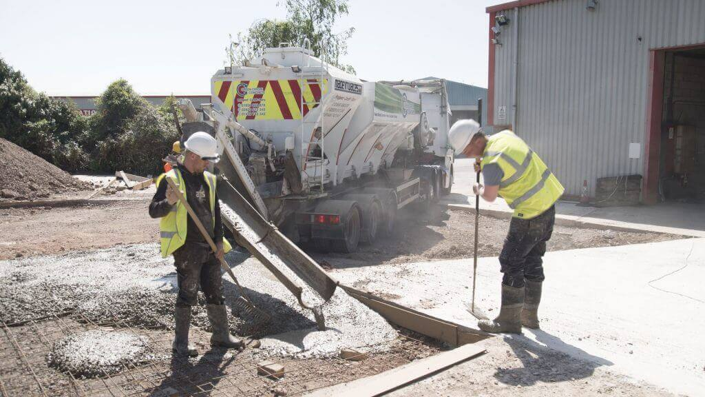 Ready Mix Concrete barry