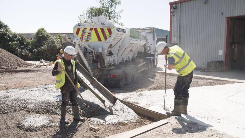 Ready Mix Concrete barry