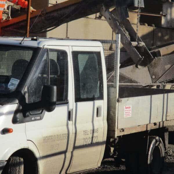 Concrete & Aggregates Cardiff