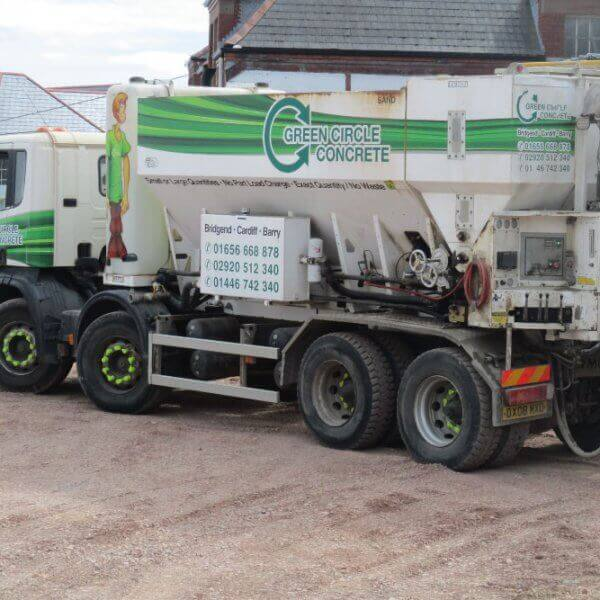 Concrete & Aggregates South Wales