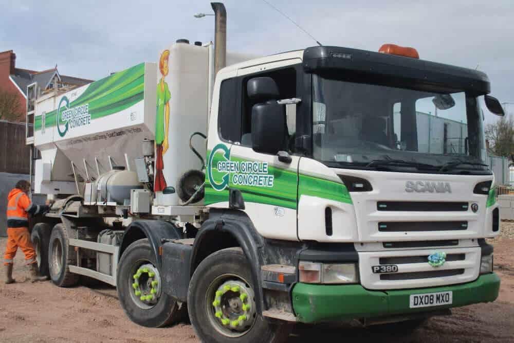 Concrete & Aggregates South Wales