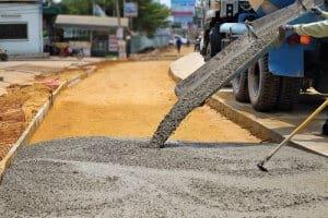 Concrete Suppliers Cardiff