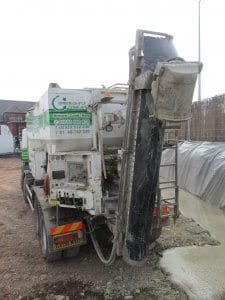 Volumetric Ready Mix Concrete South Wales