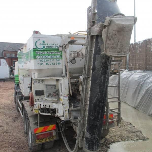 Volumetric Ready Mix Concrete South Wales