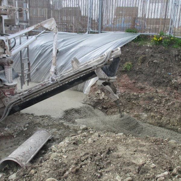 Volumetric Ready Mix Concrete Bridgend