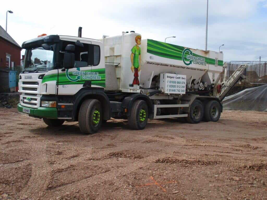 Volumetric Ready Mix Concrete Barry