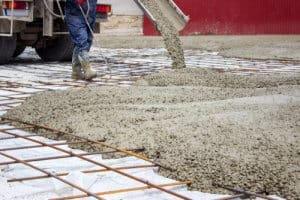 Concrete Delivery Domestic Concrete