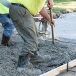 Concrete Driveway Domestic Concrete